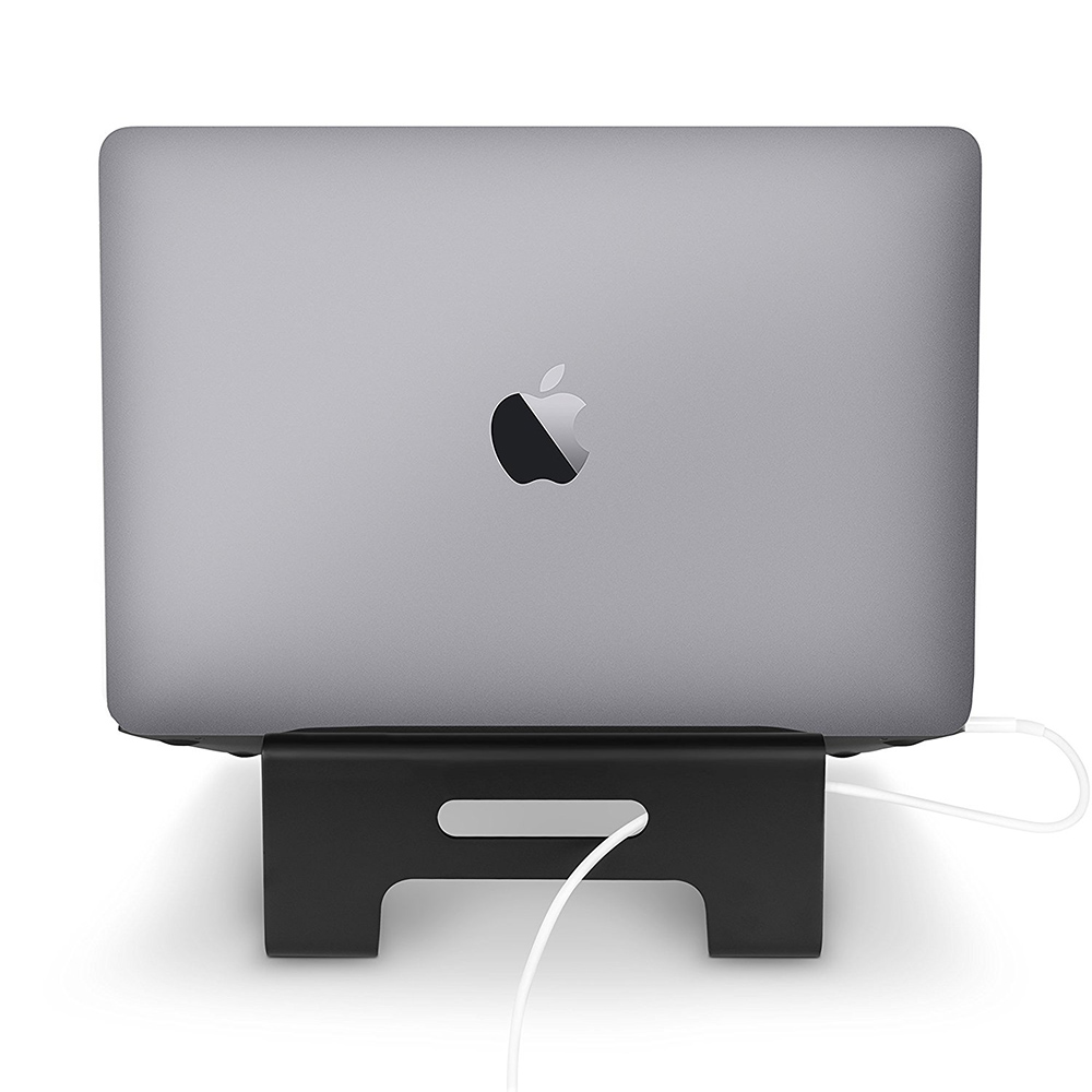 Twelve South ParcSlope 簡約金屬立架 for MacBook / iPad Pro (霧黑)