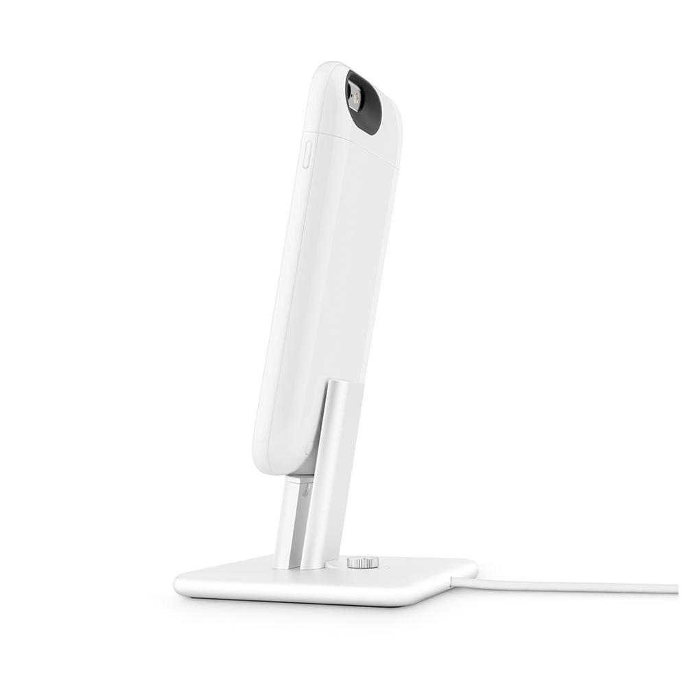 Twelve South| HiRise Deluxe 2 iPhone 充電立架 -白色 (12-1628)