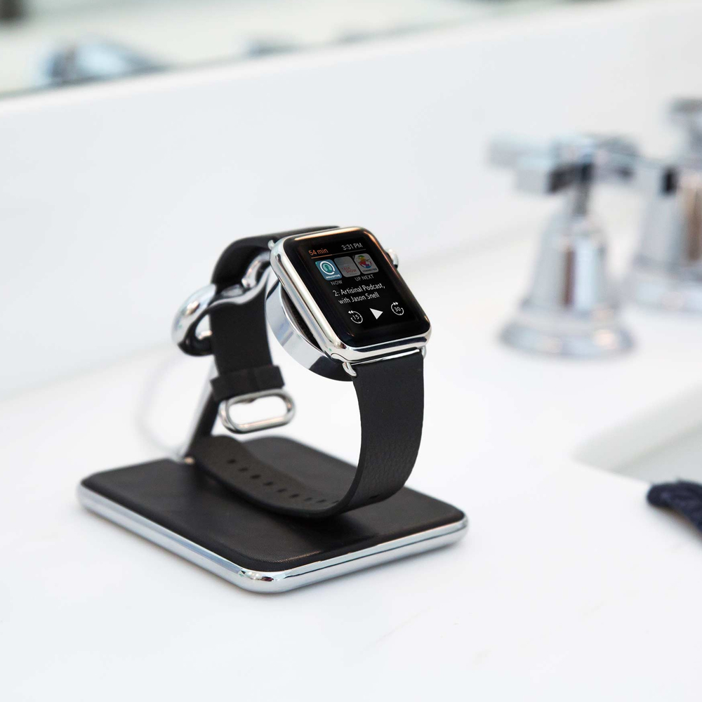 Twelve South|Forte Charging Stand for Apple Watch 蘋果智慧手錶立架