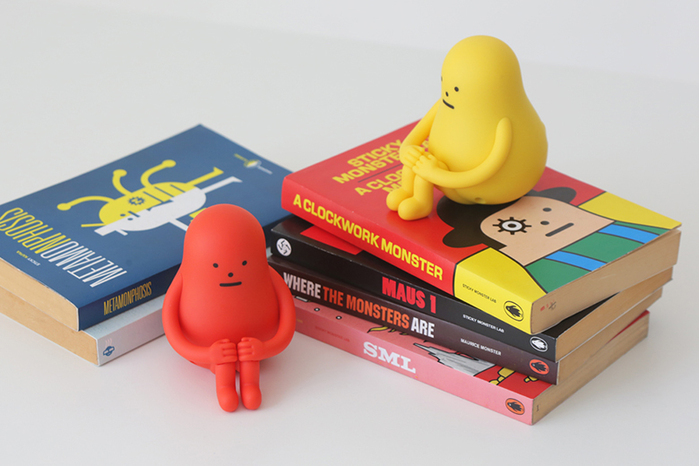 Sticky Monster Lab|行動電源 01 RED
