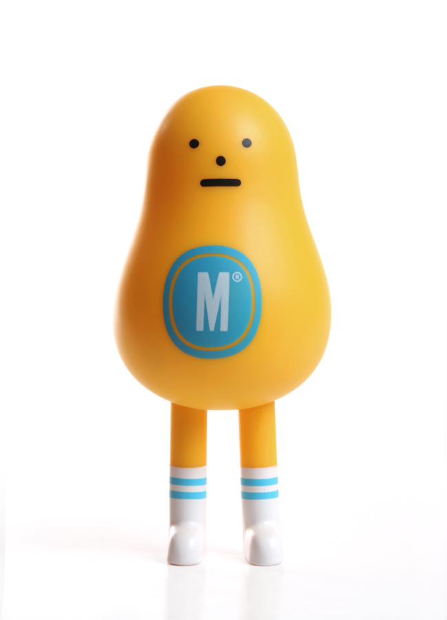 Sticky Monster Lab|聯名公仔 Smoothie Heroes 彩虹 Smoothiemon