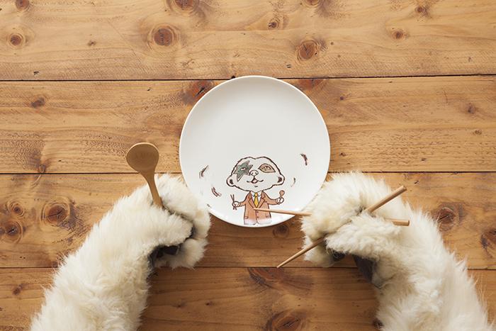 狐獴大叔|田中健太點心盤-中年穩定性