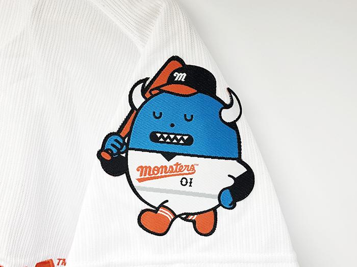 (複製)Sticky Monster Lab|SML SPORT - 怪物棒球隊 裝飾旗幟組