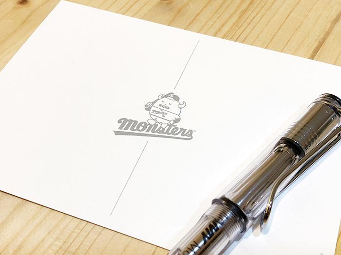 Sticky Monster Lab|SML SPORT - 怪物棒球隊 紀念明信片