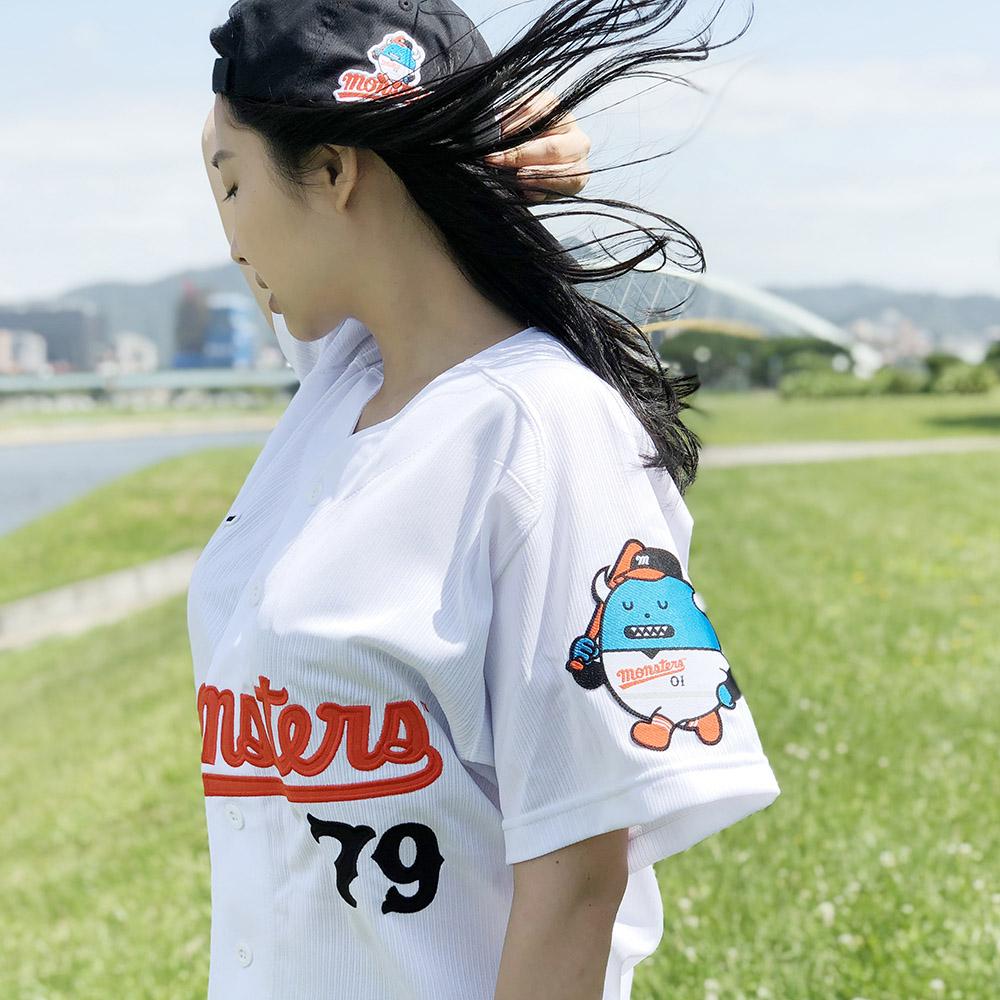 Sticky Monster Lab|SML SPORT - 怪物棒球隊 球衣 Mizuno 合作商品 (S-XL)