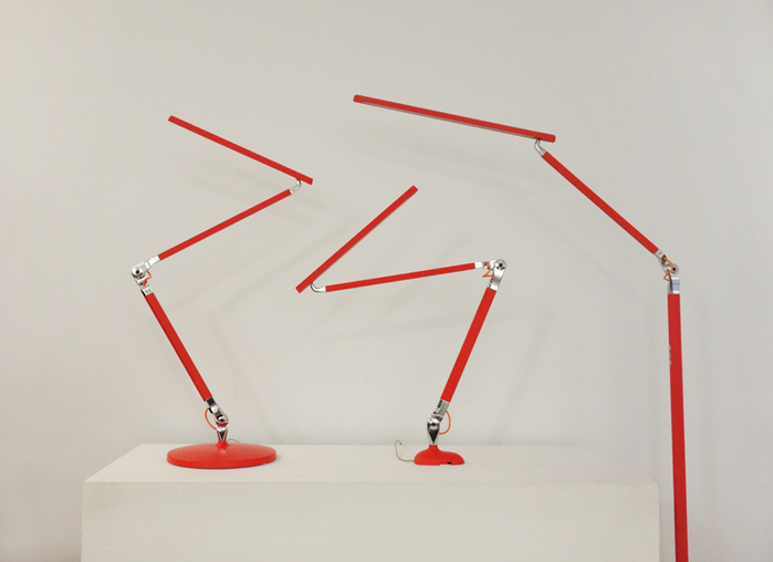 HORGAN|TANGO Clip Lamp (紅)