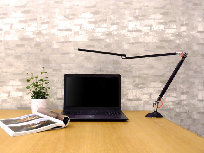 HORGAN|TANGO Clip Lamp (黑)