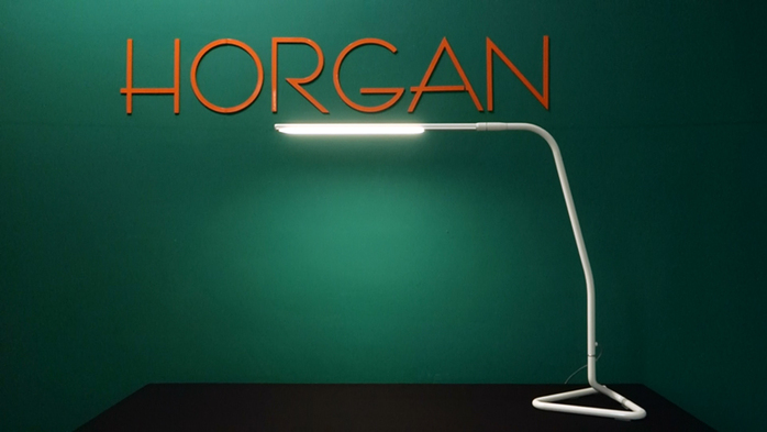 HORGAN|RIGO Table Lamp(白色)