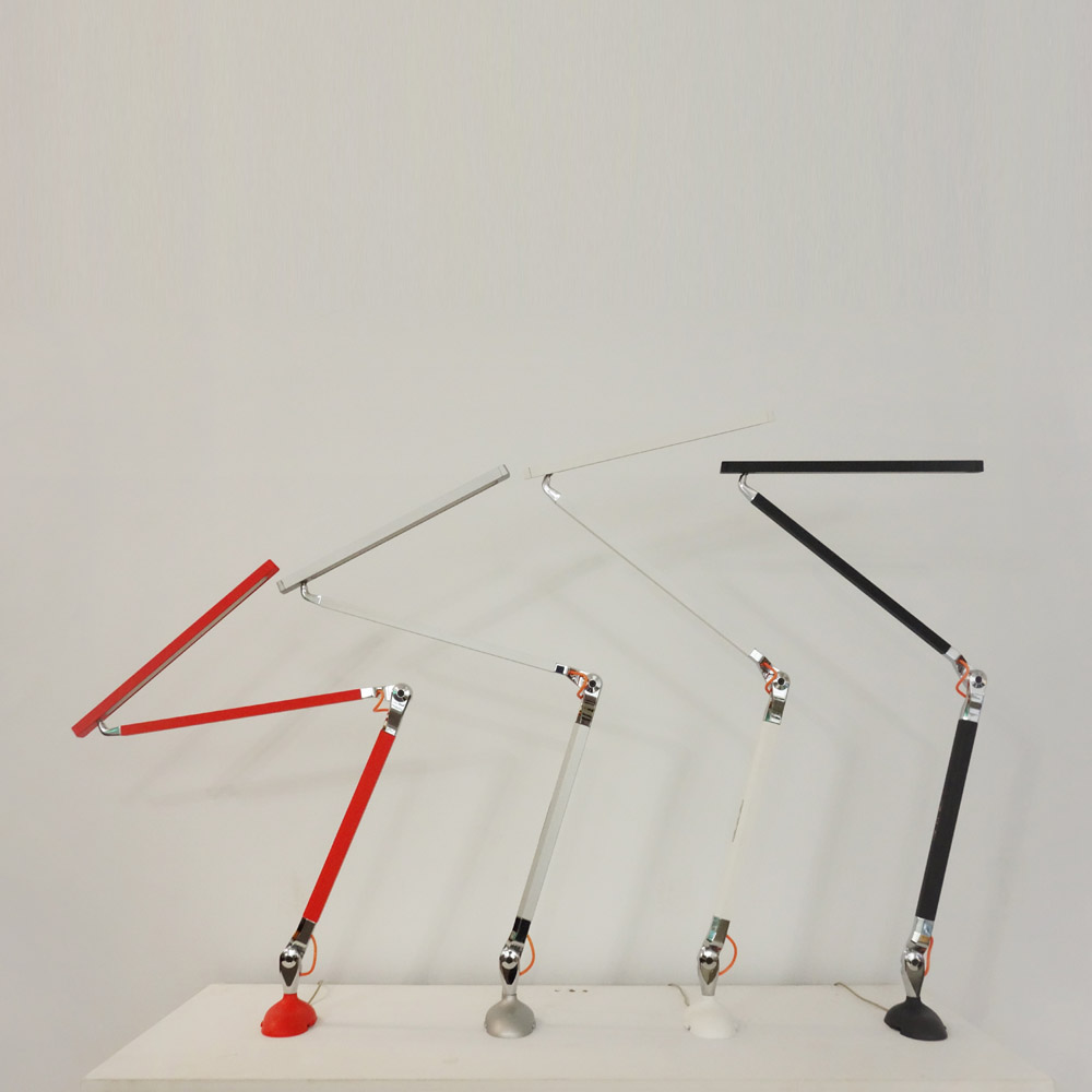 HORGAN|TANGO 夾燈 (紅) / TANGO Clamp Lamp (Red)