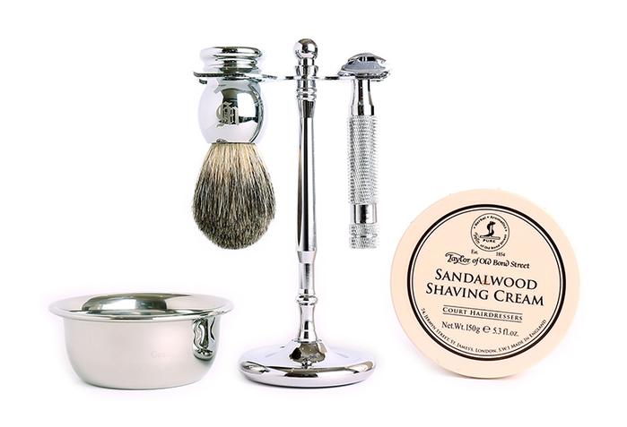 (複製)Grand Manner|尊爵系列 雙刃安全刮鬍刀(紅檀木)