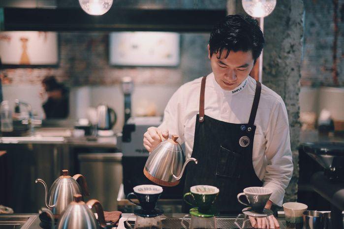 【集購】Simple Kaffa 棕梠樹大嘴鳥創咖啡之地/日曬咖啡豆(淺焙)-200公克