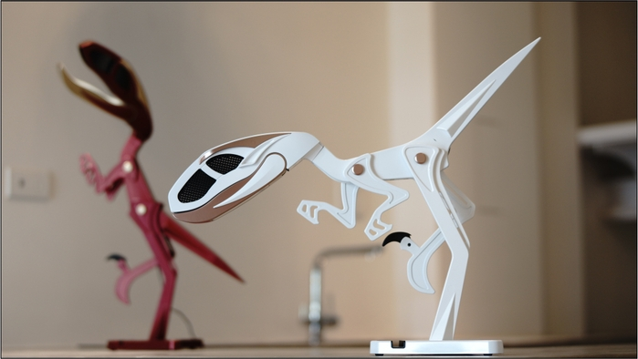 【全台獨家】FUNCUS|Raptor Lamp 恐龍燈具組