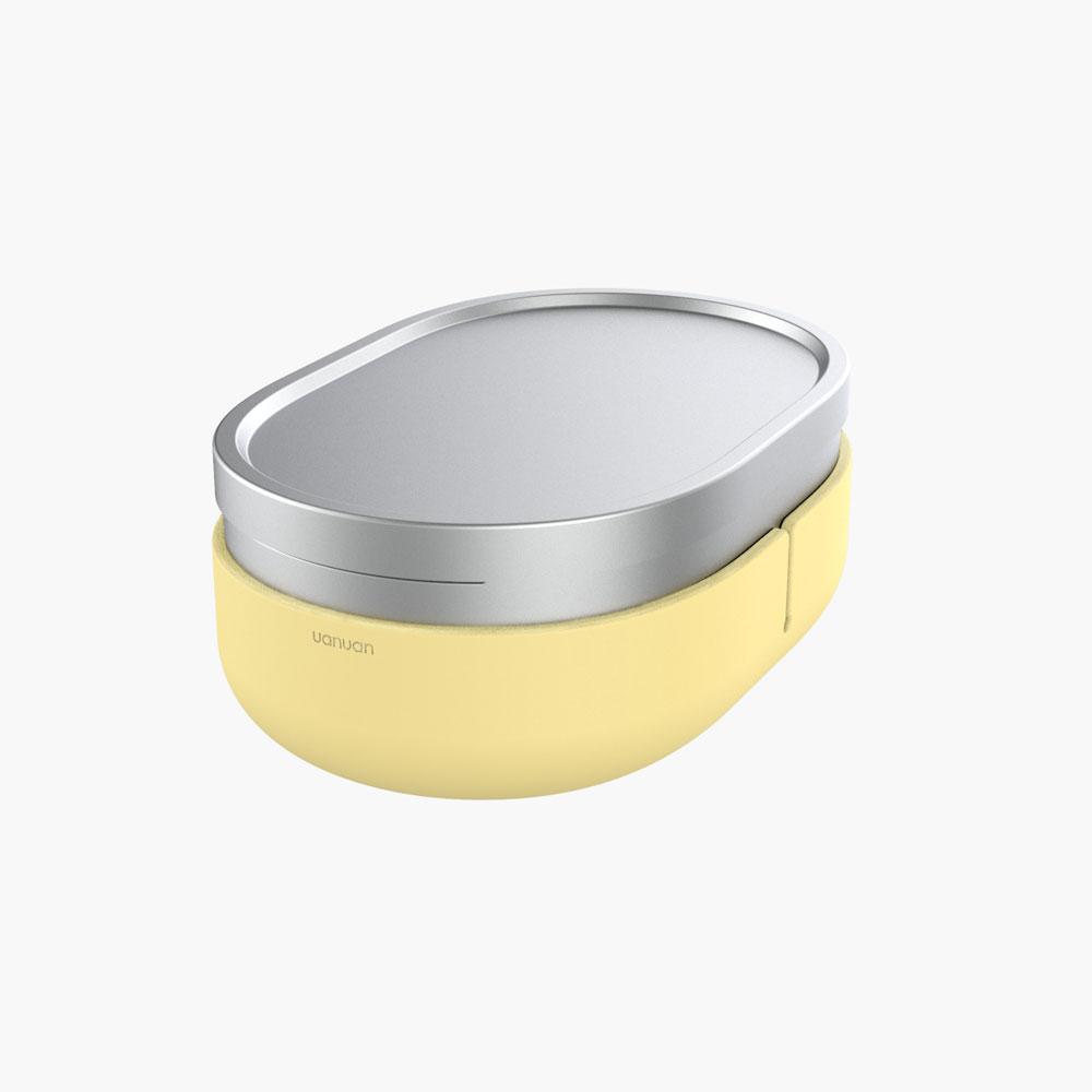 源源鋼藝 uanuan|Bendong 便當盒+隔熱蛋殼(蒸蛋黃) 組合
