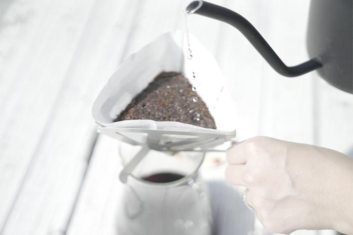 源源鋼藝 uanuan Tierce02 咖啡隨行濾杯