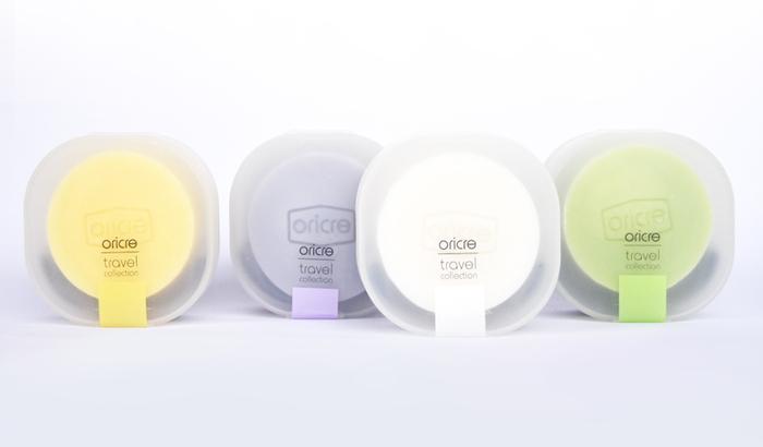 (複製)oricre歐瑞克|隨行皂盒組─衣物碗盤清潔專用 (經典無香料)