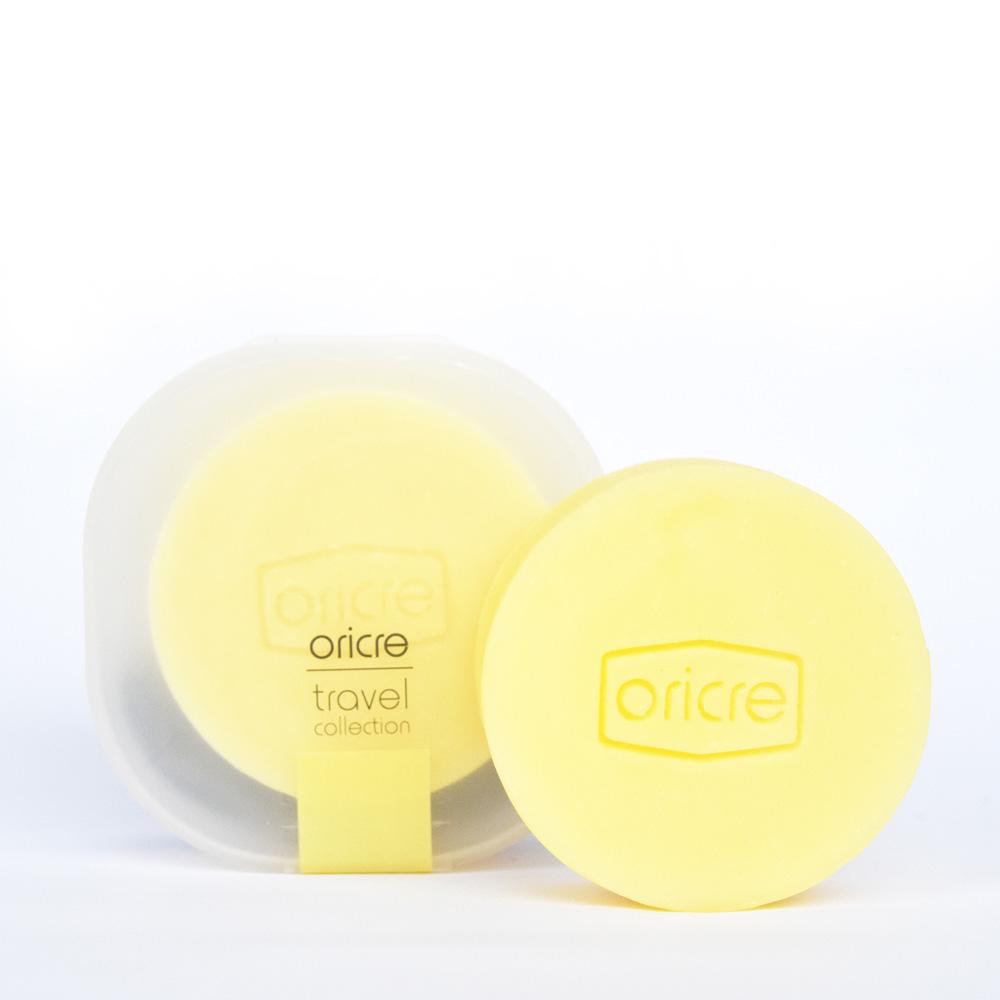 oricre歐瑞克|隨行皂盒超值組─衣碗清潔專用 (檸檬橙花)