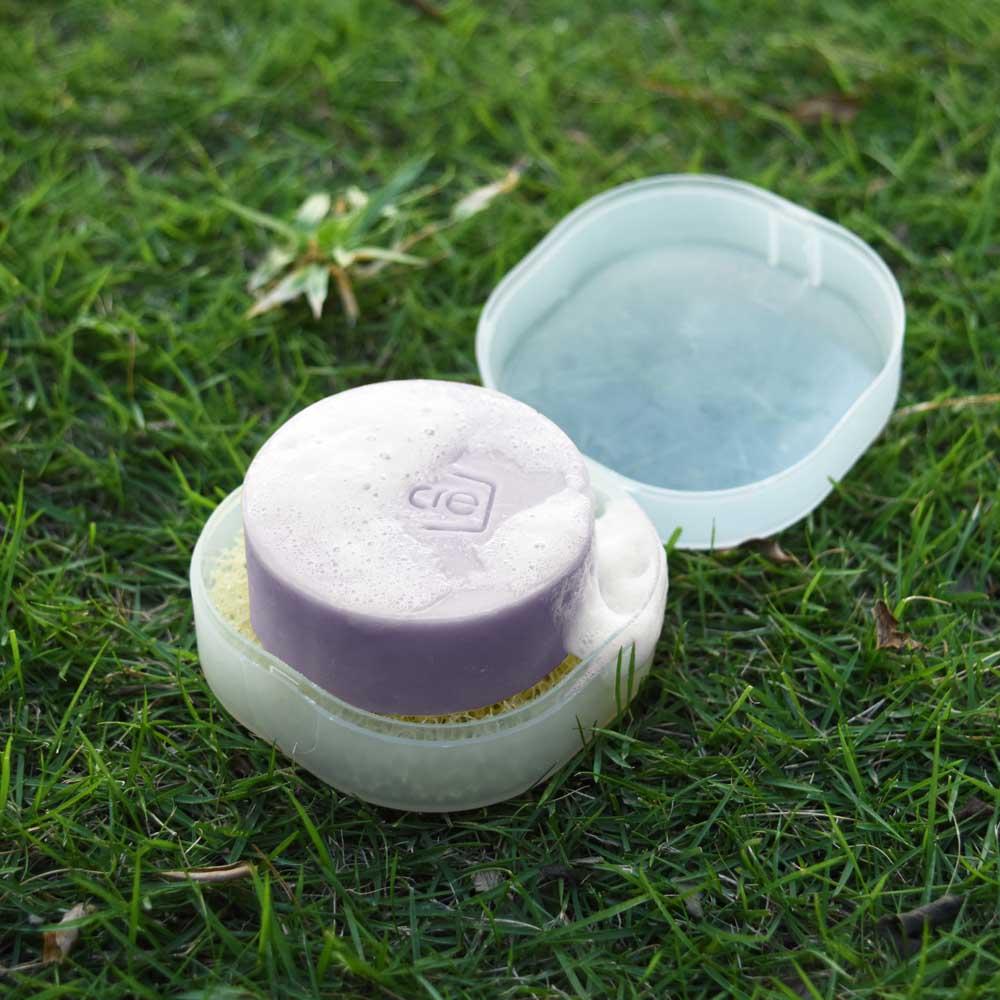 oricre歐瑞克|隨行皂盒超值組─衣碗清潔專用 (薰衣草甜橙)