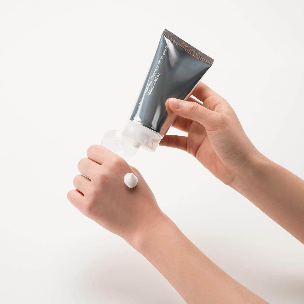 bläk|經典舒適洗顏刮鬍膏100ml