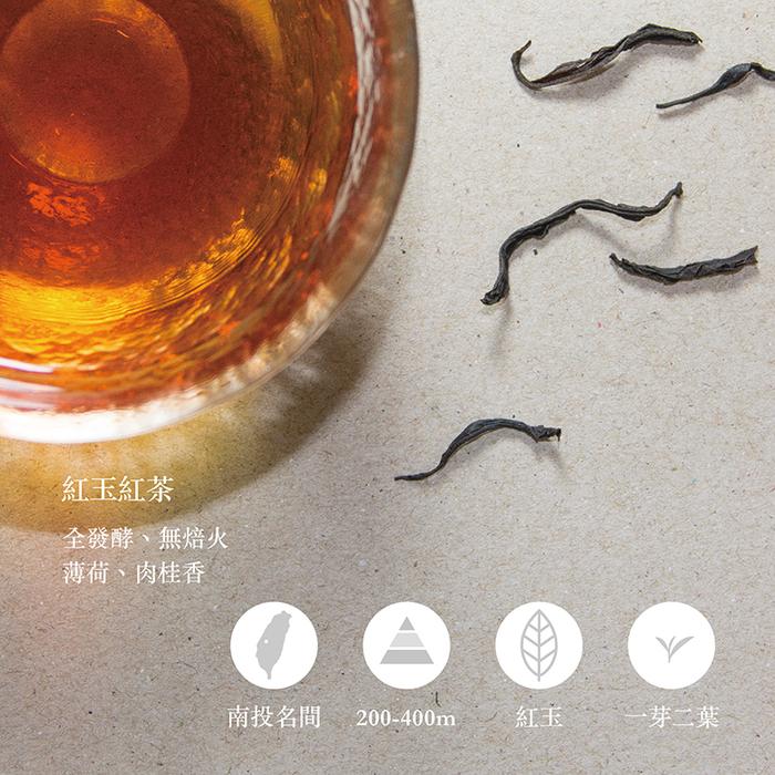 (複製)山不枯 簡單茶包-武夷烏龍-熟果(兩組)