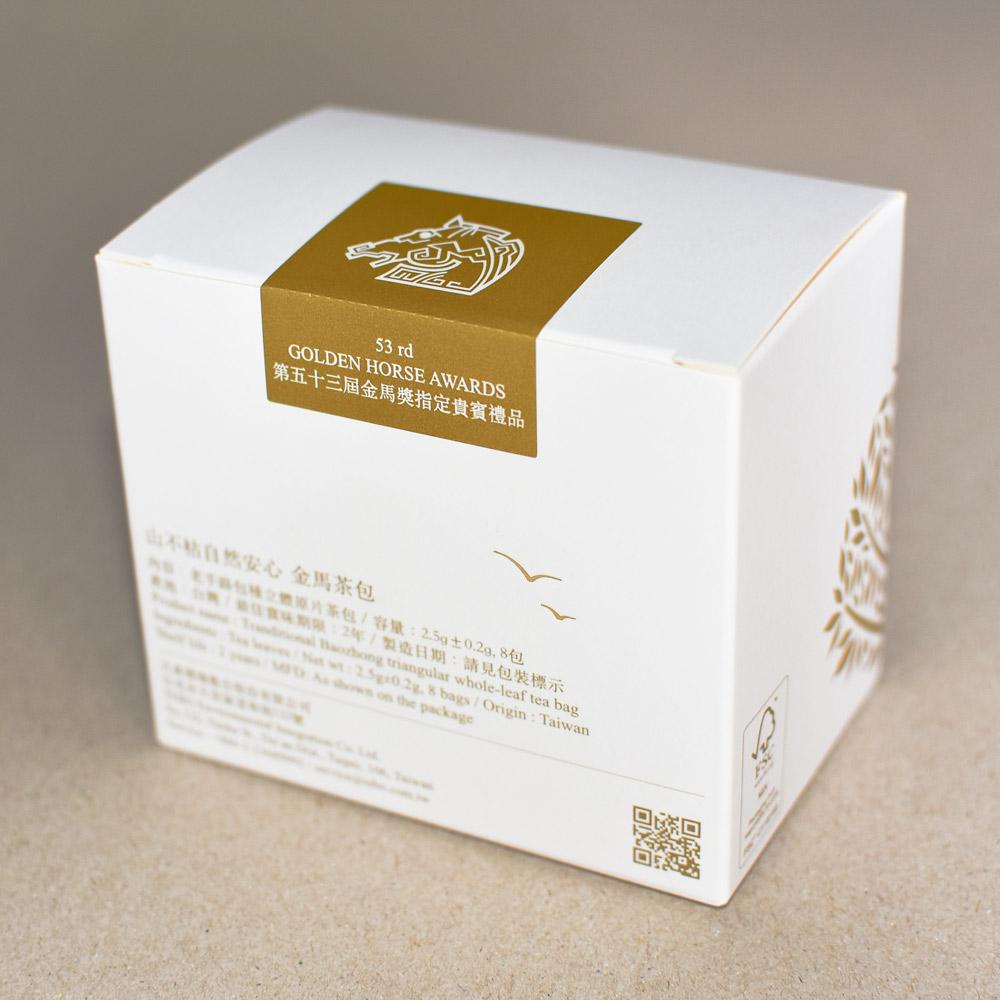 山不枯|金馬53指定茶包-老手路包種-水甜(兩組)