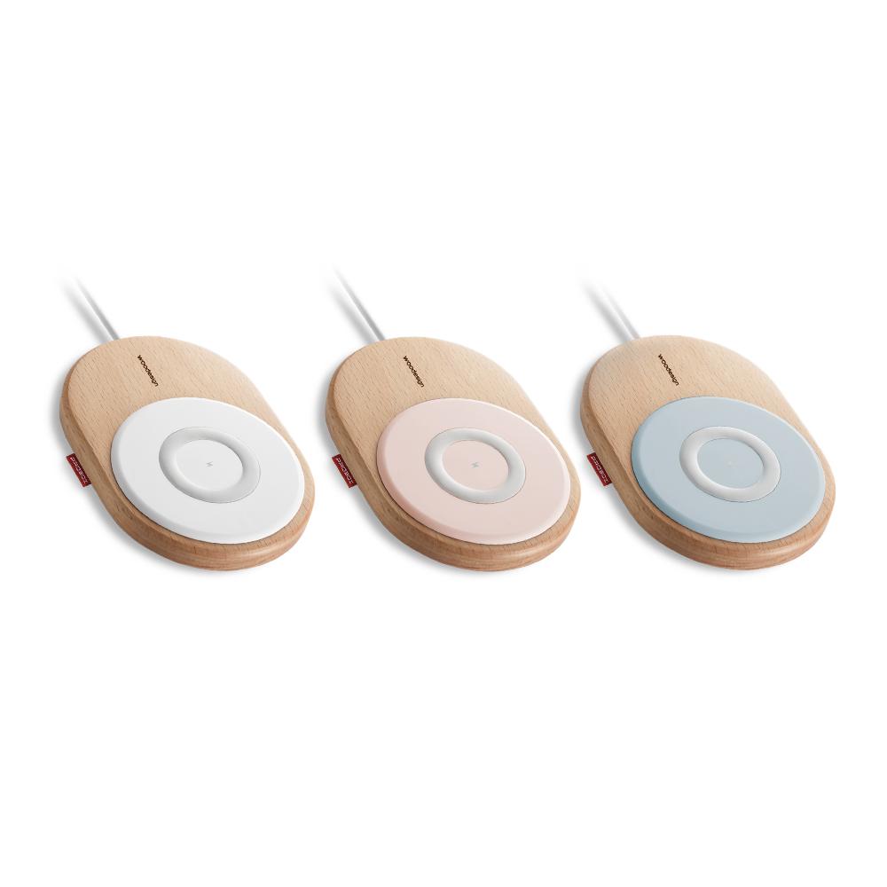 PROBOX 北歐風 15W 木質無線充電板
