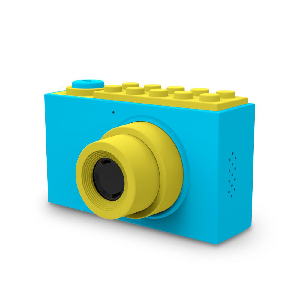 FUNY Kids | 童趣數位相機-藍(送32GB記憶卡)