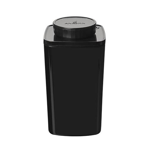 ANKOMN|Turn-N-Seal 真空保鮮盒 1200ml 黑色 (1入)