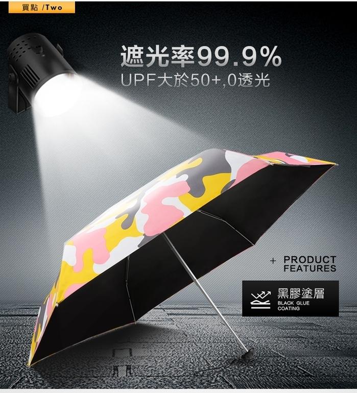 (複製)德國kobold|抗UV矽膠頭系列-8K超輕巧-遮陽防曬五折傘-藍紫