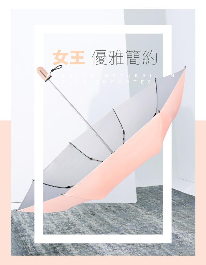 (複製)德國kobold|抗UV粉紅女王系列-矽膠蜂巢-按摩手把-遮陽防曬三折傘-貴氣紫