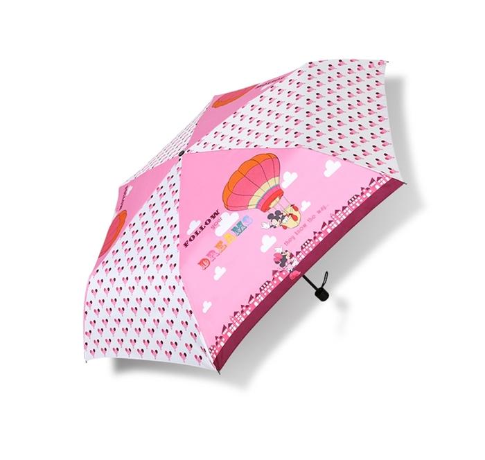 德國kobold|迪士尼官方授權-6K晴雨兩用傘-熱氣球米奇