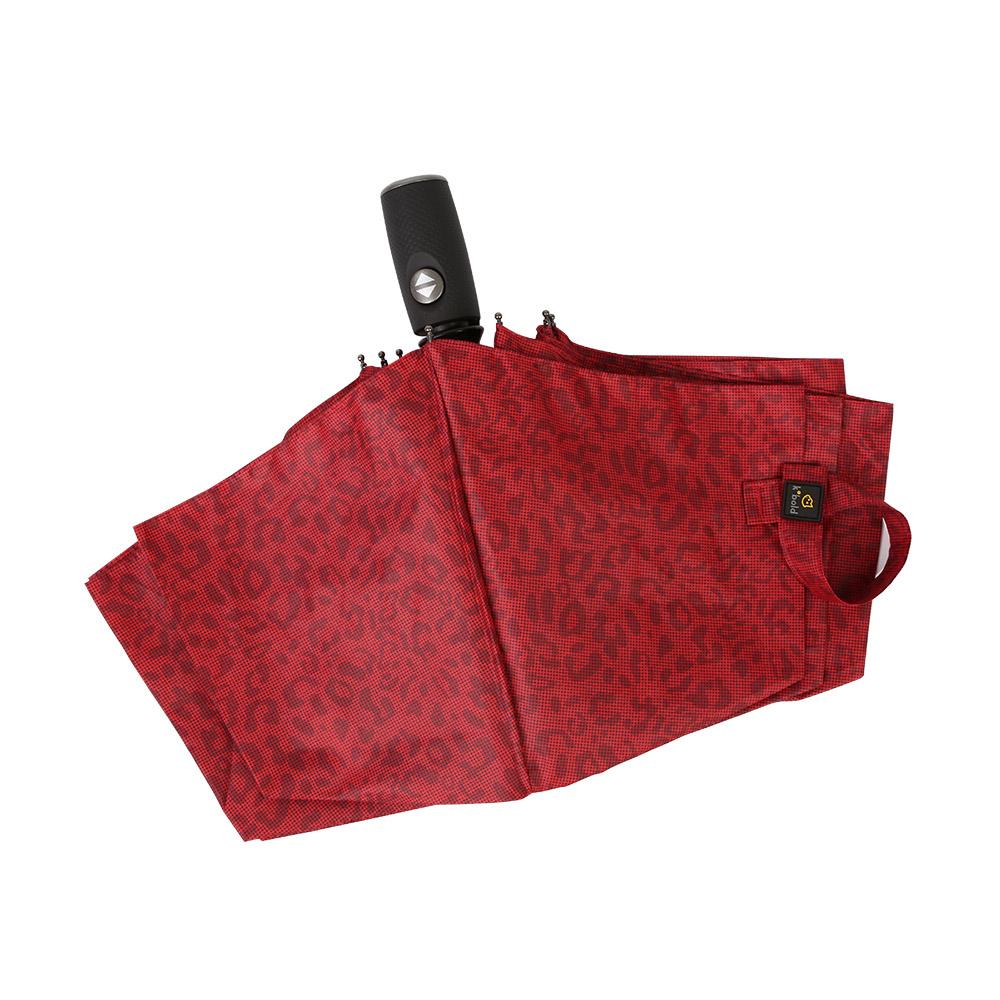 德國kobold|亞馬遜抗UV防潑水-商務傘-全自動傘-紅