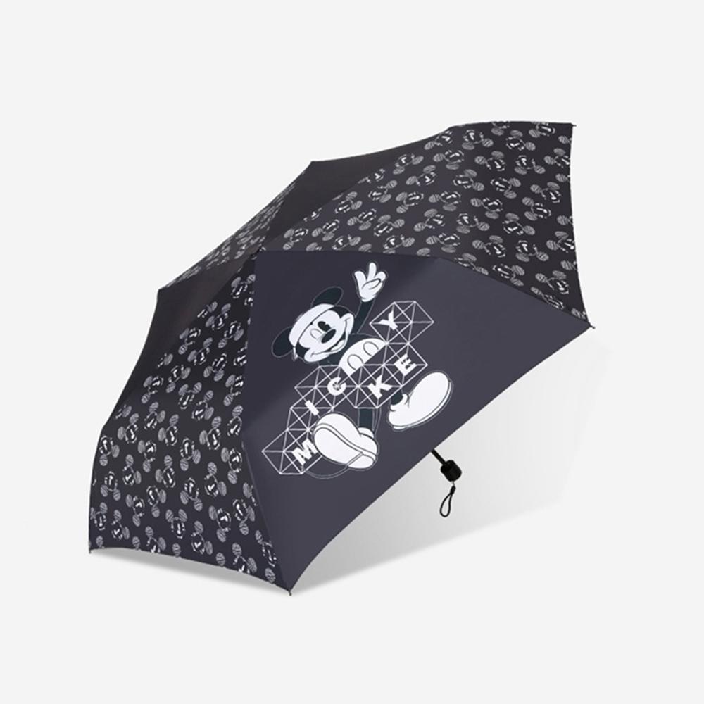 德國kobold|迪士尼官方授權-6K晴雨兩用傘-黑白米奇