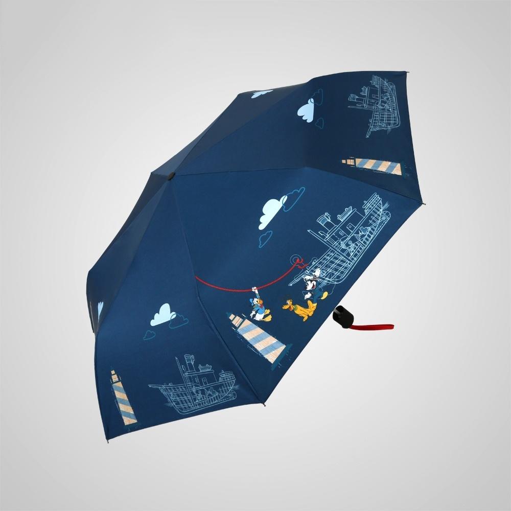 德國kobold 迪士尼官方授權-7K晴雨兩用傘-航海米奇