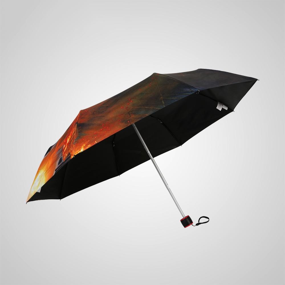 德國kobold|迪士尼官方授權-8K晴雨兩用傘-神鬼奇航系列-海盜船