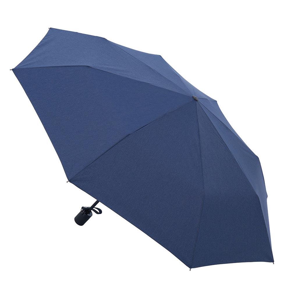 A. Brolly亞伯尼|薩佛系列紳士兩用折傘 沉穩藍