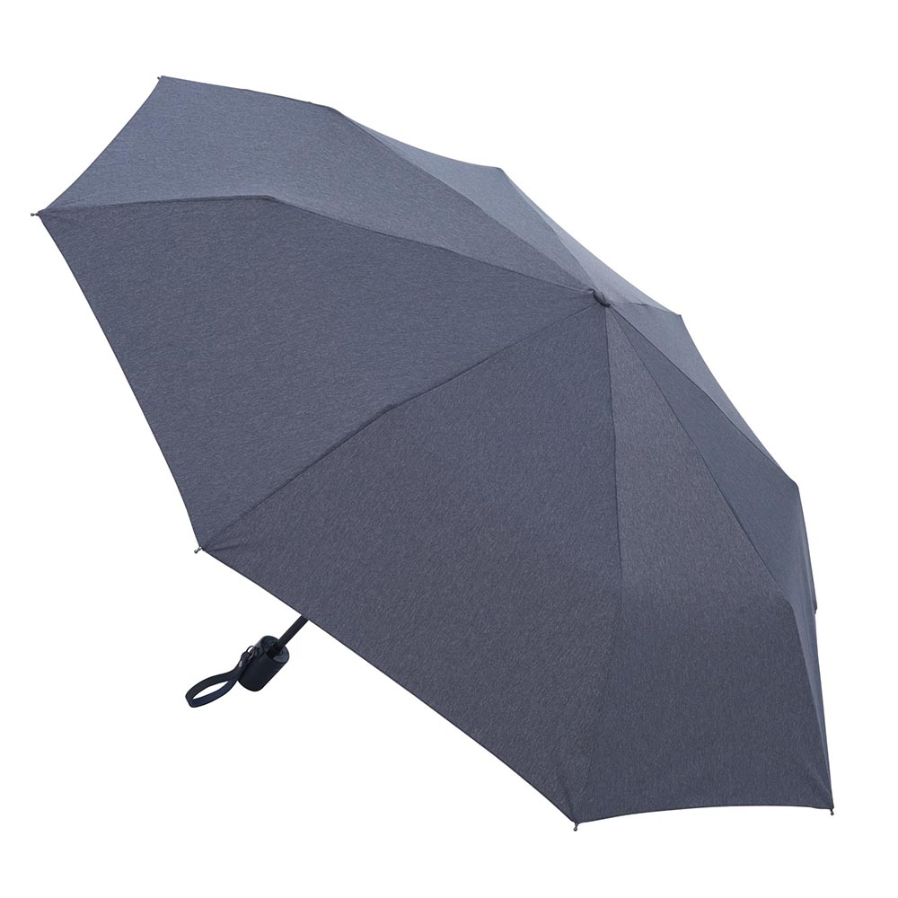 A. Brolly亞伯尼|薩佛系列紳士兩用折傘 紳士灰