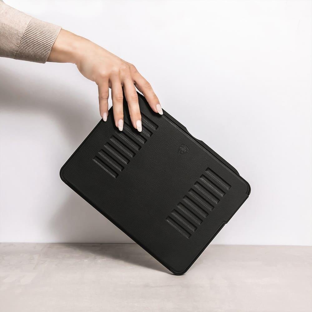 ZUGU|iPad case 超薄防震保護殼11 2021 - 經典黑