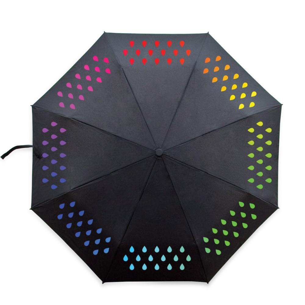 英國 Suck UK|晴雨變色彩虹傘