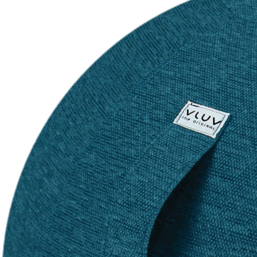 【全台獨賣】德國 VLUV|STOVE 織物球椅 個性藍綠