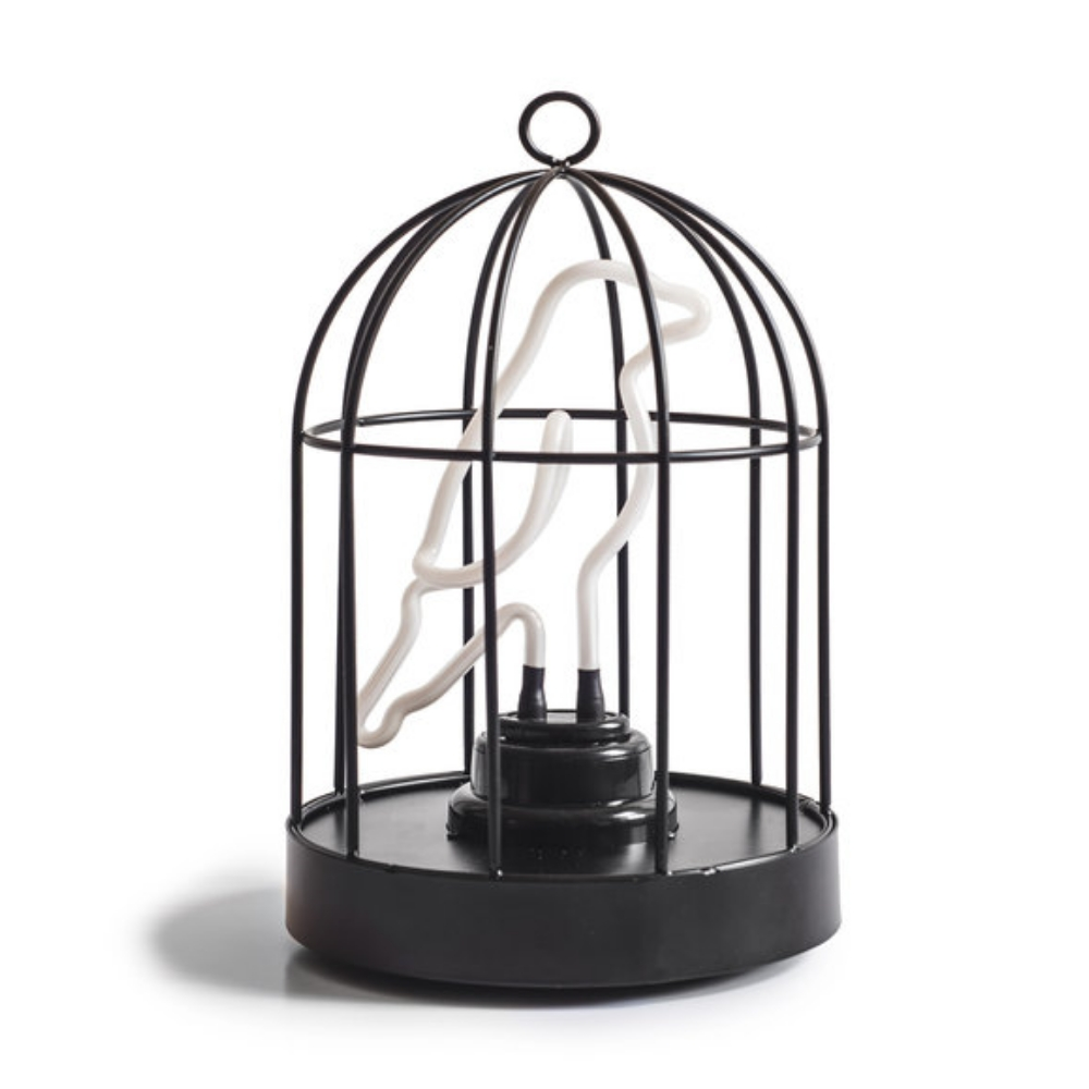 英國 SUCK UK|霓虹籠中鳥