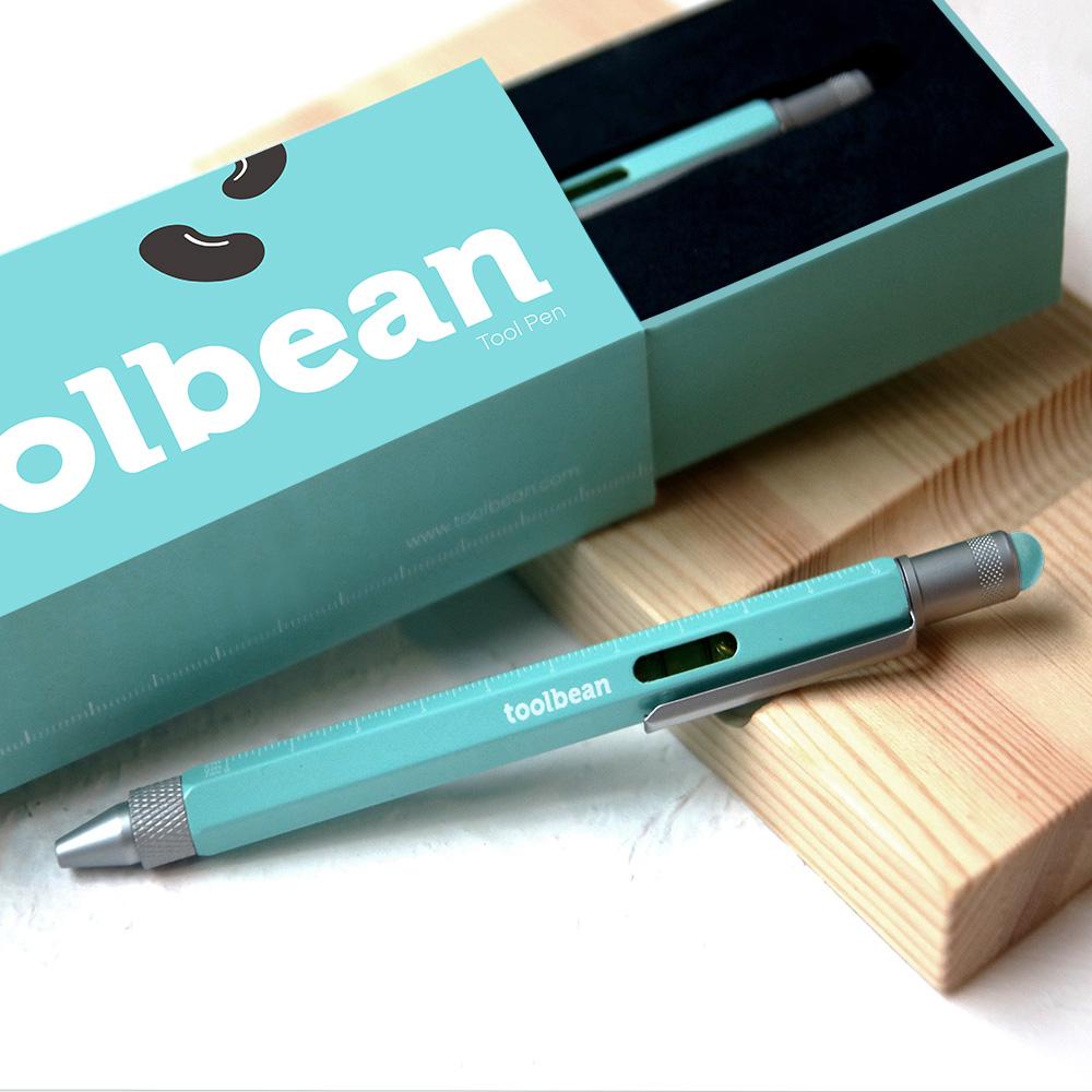 工具豆|4+2功能工具筆