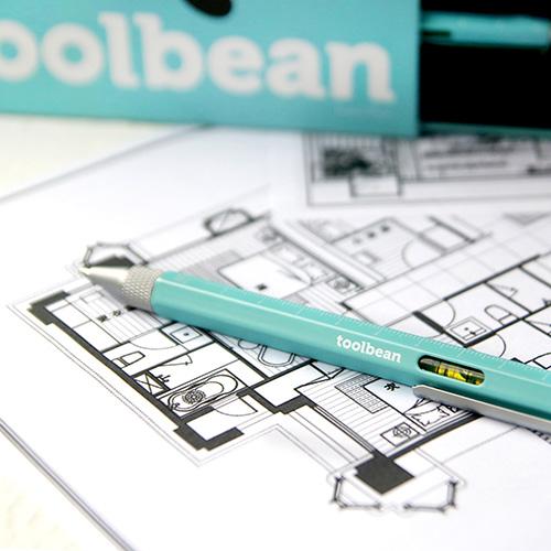 工具豆|工具組  測量雷射尺+多功能工具筆