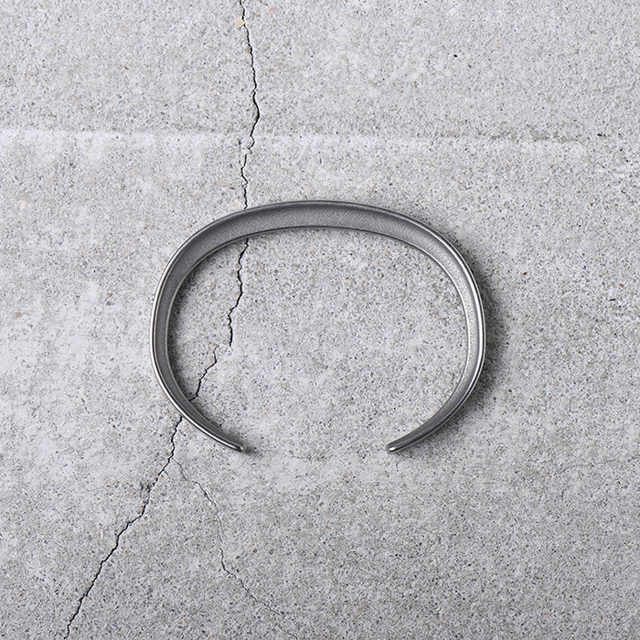 DRILLING LAB|FRAMEWORK CUFF(銀色)