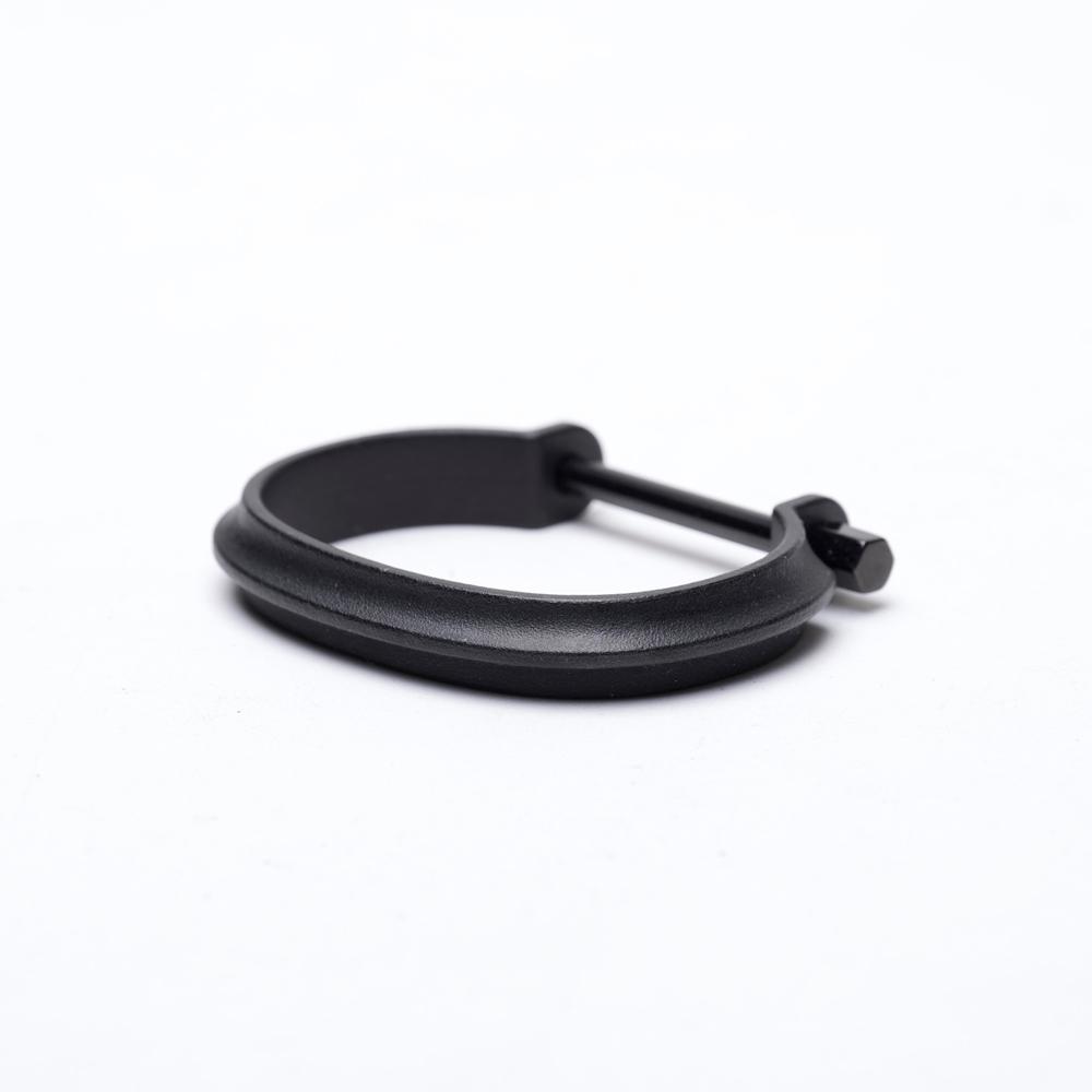 DRILLING LAB|CLAMP BRACELET TYPE A(黑色)