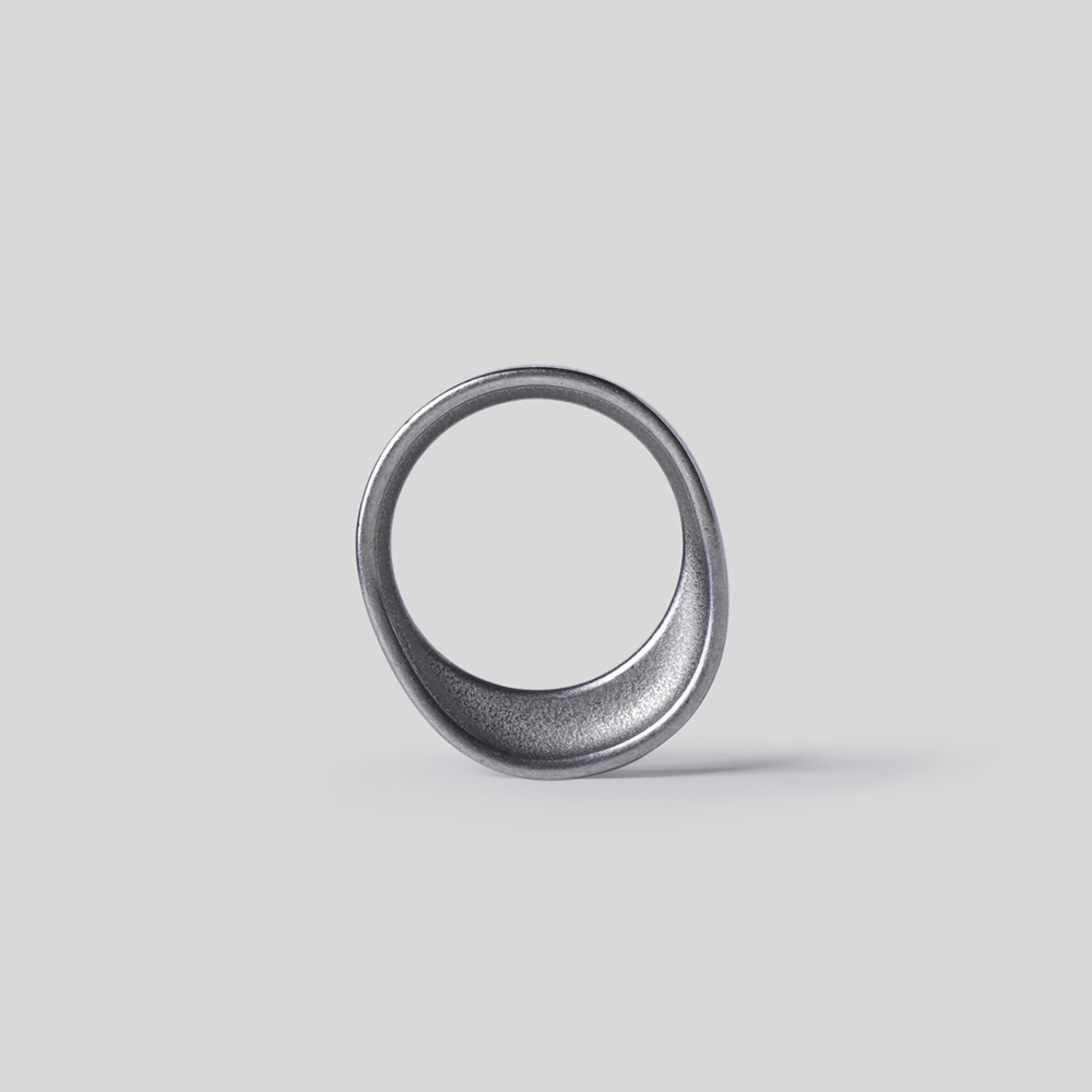 DRILLING LAB|FRAMEWORK RING(銀色)