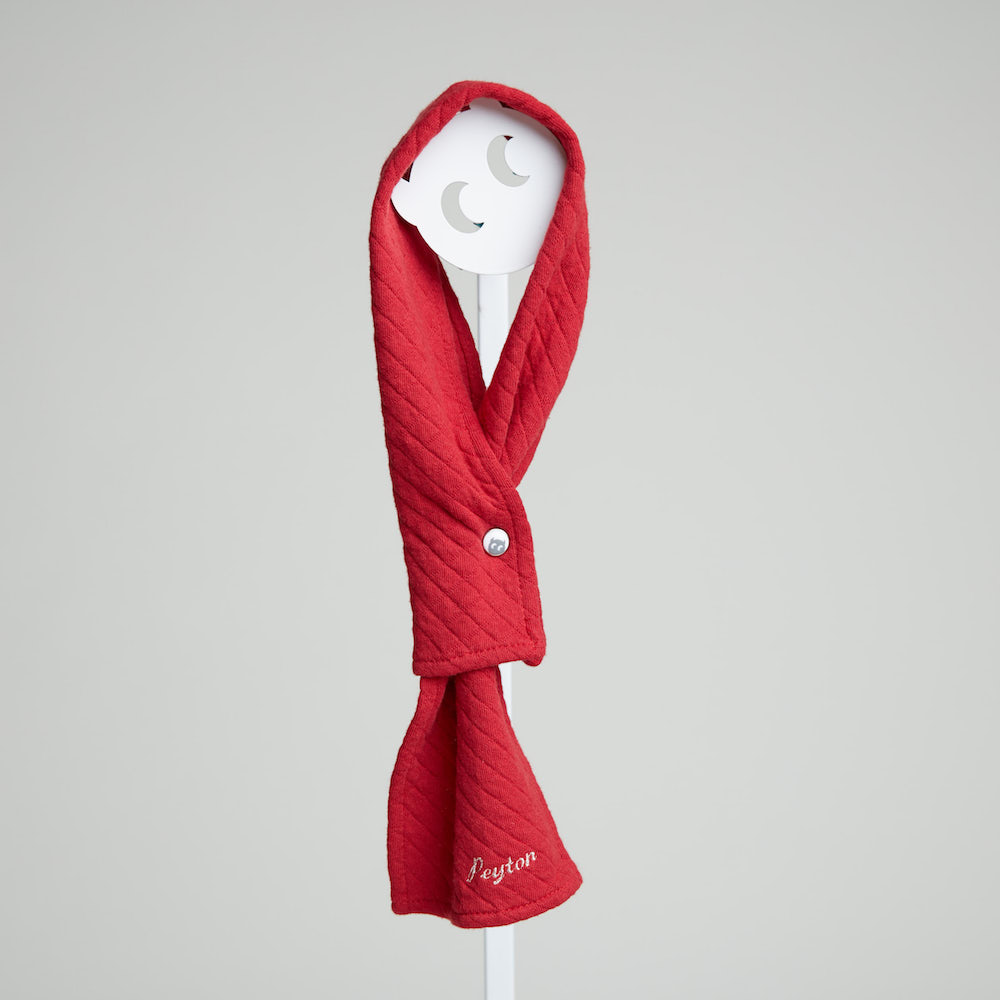 baby baby cool|菱格紋圍巾