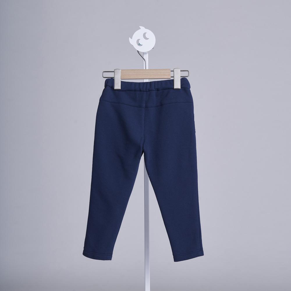 baby baby cool|搖滾大口袋長褲(藍)