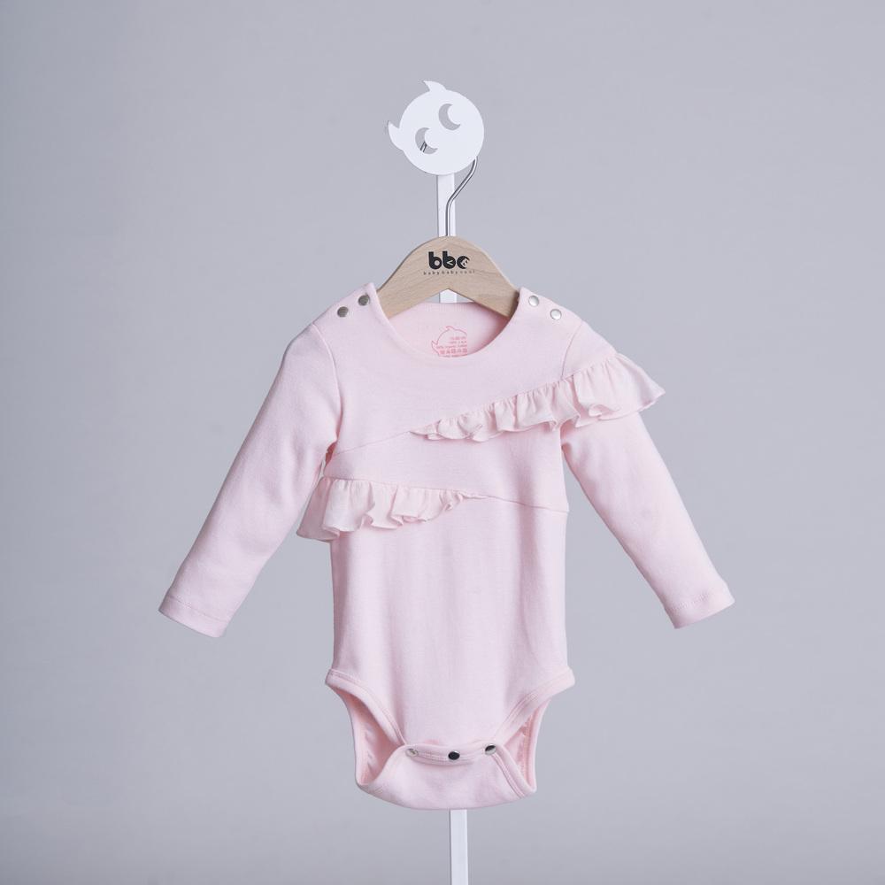 baby baby cool|蝴蝶飛舞包屁衣(粉)