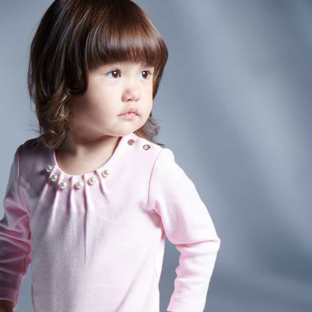 baby baby cool|赫本系列 - 女孩別哭包屁衣(粉)