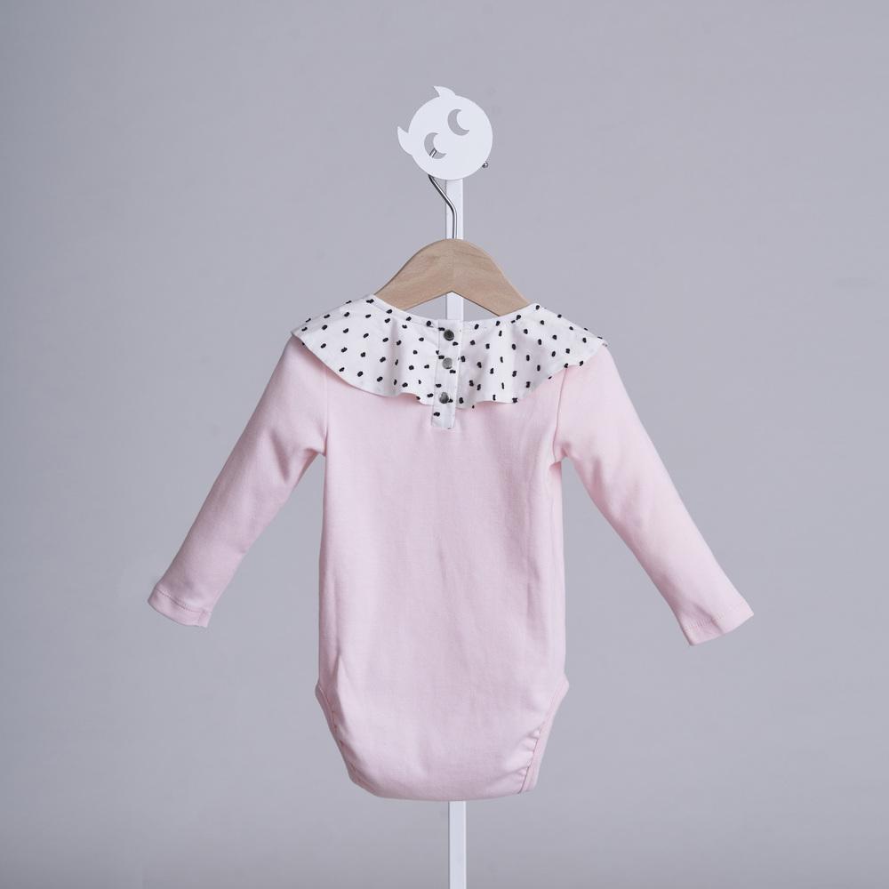baby baby cool|波卡領巾包屁衣